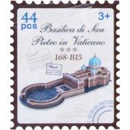 3D пазл «Ватикан».