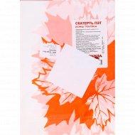 Скатерть полиэтиленовая с рисунком, 110х150 см.
