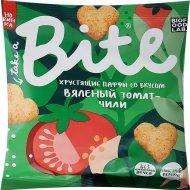 Мультизлаковые паффы «Bitte» вяленый томат-чили, 30 г.