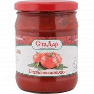 Паста «Стадар» томатная, несоленая 25%, 500 г
