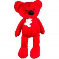 Мягкая игрушка «Счастливый мишка» 28 см, ST8270A.