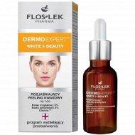 Пилинг кислотный для лица «Floslek» Dermo expert, осветляющий, 30 мл