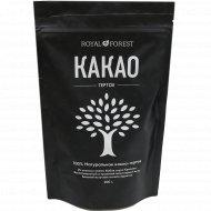 Какао тертое «Royal Forest» натуральное, 200 г.