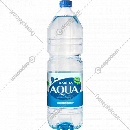 Вода питьевая «Дарида» негазированная 1.5 л.