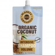 Шампунь «Organic coconut» для объема волос, 200 мл.