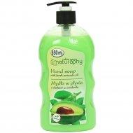 Жидкое мыло «Naturaphy» с освежающим маслом авокадо, 650 мл.