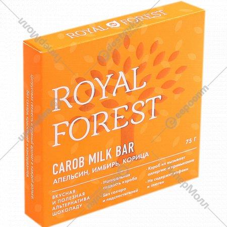 Изделие кондитерское «Royal Forest» апельсин-имбирь-корица, 75 г