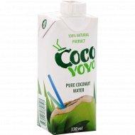 Кокосовая вода «Cocoyoyo» 330 мл.