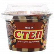 Паста шоколадно-арахисовая «Золотой Степ» 220 г.