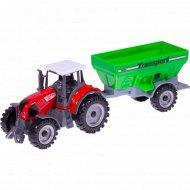Игрушка «Трактор с прицепом» HW19037520.