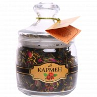 Чай черный «Чайная коллекция» кармен, 120 г.
