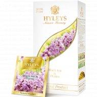 Чай черный «Hyleys» чабрец, 25 пакетиков.