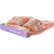 Обувь домашняя для девочек «Lucky land» 2921K-LMO-S, размер 30.