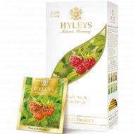 Чай черный «Hyleys» малина, 25 пакетиков.