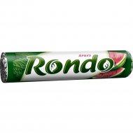 Освежающие конфеты «Rondo» с ароматом арбуза и ментола, 30 г.