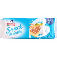 Пирожное бисквитное «Balconi» с молочным кремом,10x28 г.