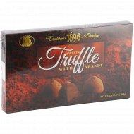 Конфеты шоколадные «Truffle» с коньяком, 200 г.