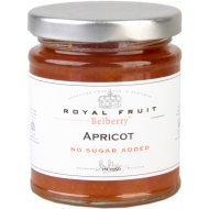 Джем «Royal Fruit» Из абрикосов без сахара, 215 г.