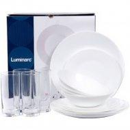 Набор посуды «Essence white» 16 предметов.