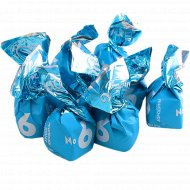 Конфеты глазированные «Заодно №6» 1 кг., фасовка 0.3-0.4 кг