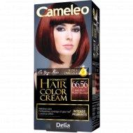 Стойкая крем-краска для волос «Cameleo» красный махагон, тон 66.56.