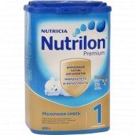 Модлочная cмесь с пребиотиками «Nutrilon 1» Premium 800 г.