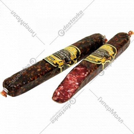 Продукт из говядины «Иерусалимский гостинец» сыровяленный, 1 кг., фасовка 0.2-0.4 кг