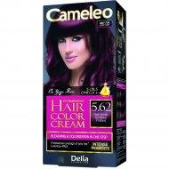 Стойкая крем-краска для волос «Cameleo» темный бордовый, тон 5.62.