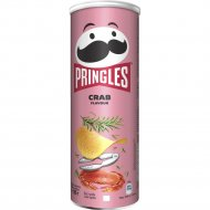 Чипсы «Pringles» краб 165 г.