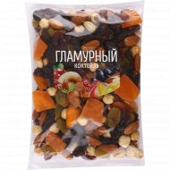 Смесь орехов и сухофруктов «Гламурный коктейль» 400 г.