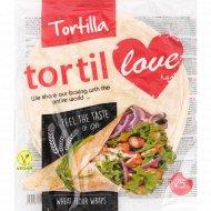 Тортилья «Tortillove» пшеничные, 4 шт, 240 г.