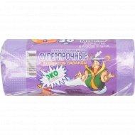 Пакеты для мусора «Властелин мешков» с ароматом лаванды 35 л, 30 шт.