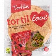 Тортилья «Tortillove» пшеничные томатные, 4 шт, 240 г.