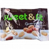Драже «Sweet&Fit» арахисисовое, ядровое 75 г.