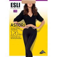 Колготки женские «Esli Astori» 120 den, Nero, размер 5