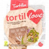 Тортилья «Tortillove» пшенично-ржаные цельнозерновые, 4 шт, 240 г.