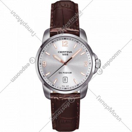 Часы наручные «Certina» C001.410.16.037.01