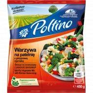 Овощи «Poltino» овощи на сковородку с римской приправой, 450 г.