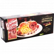 Пирог «Австрийский штрудель» со вкусами вишня и ваниль, 400 г.