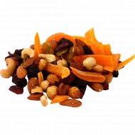 Смесь орехов сухофруктов «Гламурный коктейль» 1 кг., фасовка 0.3-0.4 кг