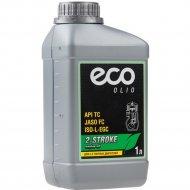 Масло для двухтактных двигателей «Eco» OM2-21.