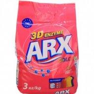 Порошок стиральный «Arx» для цветного белья, 3 кг.