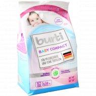 Стиральный порошок для детского белья «Burti Baby» Compact, 900 г.