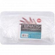 Перчатки полиэтиленовые «FreshUp» одноразовые, 100 шт.