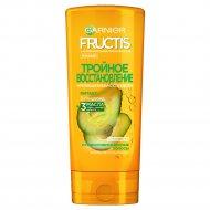 Бальзам для волос «Fructis» восстановление и блеск, 200 мл.