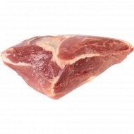 Лопаточная часть свинины, охлажденная, 1 кг., фасовка 1.1-1.8 кг