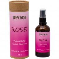 Двухфазное средство «Levrana» Роза, для снятия макияжа 100 мл