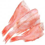 Окунь морской «Белое море» красный, свежемороженый, 1 кг, фасовка 1.3-1.6 кг