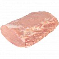 «Полуфабрикат свиной для полендвицы» охлажденный 1 кг., фасовка 0.7-1.5 кг