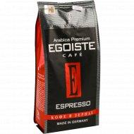 Кофе натуральный «Egoiste» Espresso, в зёрнах, 250 г.